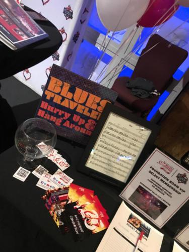 House of Blues Dallas Auction