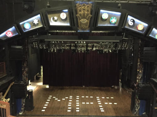 House of Blues Houston Stage