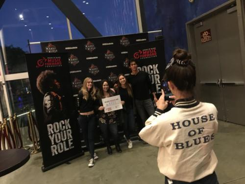 How Music Moves House of Blues Anaheim Team