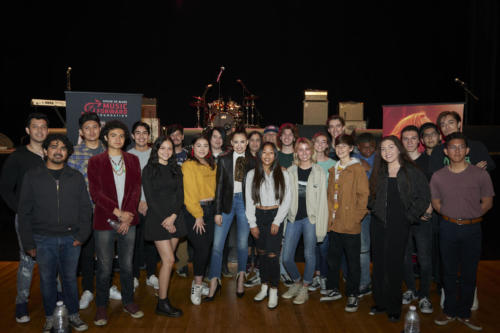 Class of 2019 with Sofia Carson (Los Angeles)